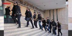 """Malatya merkezli operasyonda 21 kişi tutuklandı : Malatya Cumhuriyet Başsavcılığınca yürütülen soruşturma kapsamında İl Emniyet Müdürlüğü Kaçakçılık ve Organize Suçlarla Mücadele Şube Müdürlüğü tarafından 1 Aralıkta Malatya merkezli 12 ilde yapılan operasyonda """"FETÖ/PDY silahlı terör örgütü üyesi oldukları terör örgütüne finans sağladıkları...  http://www.haberdex.com/turkiye/Malatya-merkezli-operasyonda-21-kisi-tutuklandi/118748?kaynak=feed #Türkiye   #terör #Müdürlüğü #Malatya #operasyonda…"""