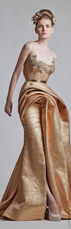 Krikor Jabotian couture 2013 ~ <3