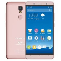 Cubot Cheetah (32GB) Rose & Gold Cleaning Master, Fingerprint Id, E Commerce, Camera Settings, Gps Navigation, Dual Sim, Hd Video, Cheetah, Smartphone