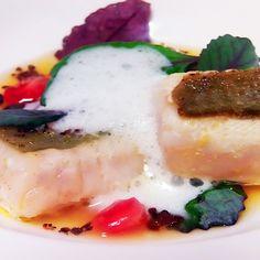 Le ricette di Alfredo Iannaccone. Secondi piatti: pesce. Una ricetta speciale: Tataki di San Pietro al Marsala