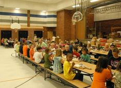 Utah School Throws Out Children's Lunches Because Their Parents Owed Money~ As many as 40 children at Uintah Elementary in Salt Lake City had their lunches seized and thrown away on Tuesday because their parents had fallen behind on payments. (Absolutely Ridiculous! What happened to No Child Left Behind? But wait, what am I talking about... makes so much sense to throw away a perfectly good lunch & then give them fruit & milk... WTF is wrong with people?!?!?!?)