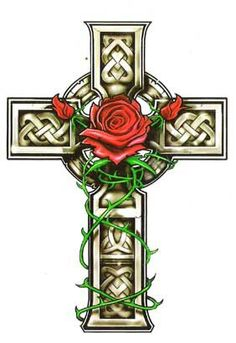 And another Celtic Cross