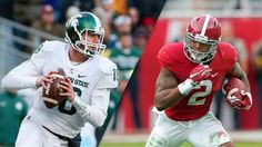 Michigan State Spartans vs. Alabama Crimson Tide in Cotton Bowl http://www.sportsgambling4fun.com/blog/football/cotton-bowl-michigan-state-spartans-vs-alabama-crimson-tide/  #AlabamaCrimsonTide #collegefootball #CottonBowl #MichiganStateSpartans #NCAAFootball #NCAAF #rolltide #Spartans