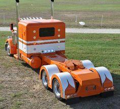 Peterbilt Tractor                                                                                                                                                                                 More