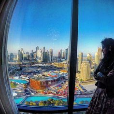 Scratching staying in the #BurjKhalifa off my #BucketList because we did that this #NewYear! @BurjKhalifa #MyDubai @MyDubai #Dubai @Dubai #Travel #Traveldiaries