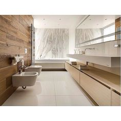 bathroom design ensuite timber marble