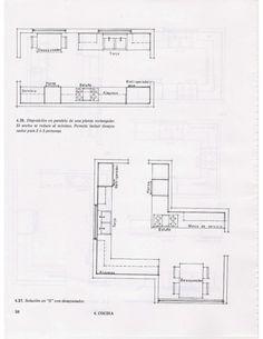 Espacios dimensiones pinterest for Medidas de una casa de xavier fonseca