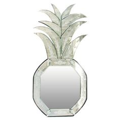 Check out this item at One Kings Lane! Pineapple Punch, Paris Decor, Venetian Glass, French Furniture, Kings Lane, Parisian, Mirrors, Check, Ideas