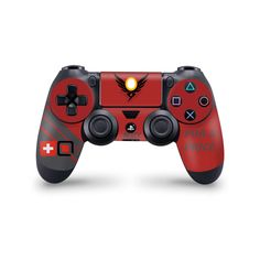 Overwatch Soldier 76 controller skin wrap custom decal sticker by KOCustomCreationsAU on Etsy Control Ps4, Overwatch Ps4, Consoles, Custom Decal Stickers, Mundo Dos Games, Video Game Rooms, Video Games, Gamer Setup, Soldier 76