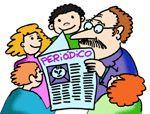 Seleccionamos noticias en grupo: Hacemos un periódico en el aula_ La prensa escrita