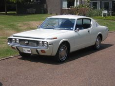 1972 Toyota Crown MS75 Coupe