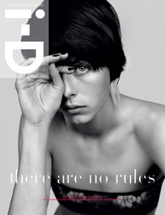 i-D Magazine Spring 2014
