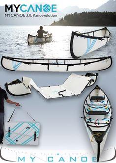 Kayak Boats, Kayak Camping, Canoe And Kayak, Camping And Hiking, Fishing Boats, Folding Canoe, Boot Regal, Camper Boat, Small Sailboats