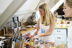 CHERRY HEALEY AND THE CACTUS KITCHEN // RECIPES IN GLASS