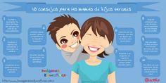 10 Consejos para Mamas de hijos Varones