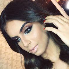 Boa Noite!!!! Em breve #makeupvideo aqui no insta! #makeup #heldermarucci  #anastasiabeverlyhills #masterpalettebymario #makeupartist #lillylashes