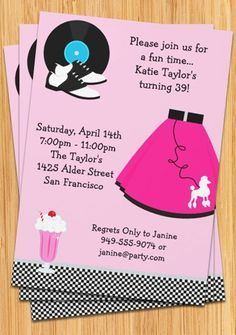 50's Day on Pinterest | Sock Hop, 50 Party and Sock Hop Party