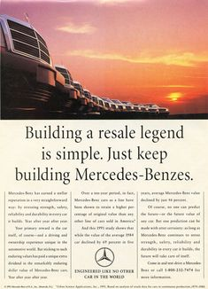 images of 70s mercedes car ads | By Sean | Published December 16, 2012 | Full size is 1024 × 1418 ...