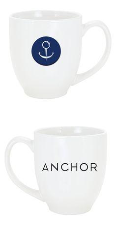 Anchor Kickstarter Mug - $50 Reward