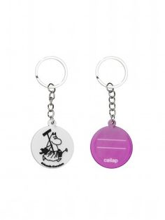 Muumimamma avaimenperä - Moomin by Cailap keychain Moomin, Personalized Items