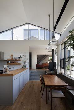 Levels - kitchen and garden dine