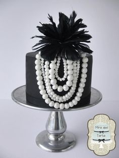 Pearls Cake