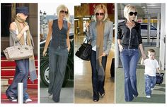 Victoria Beckham has some outfits that I like... easy, classic and stylish.