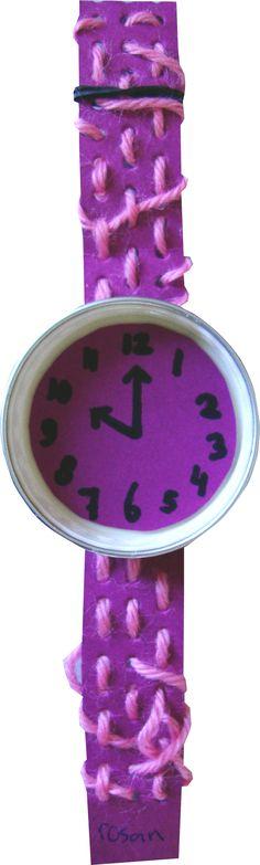 Opdracht 2 week 2: Horloge