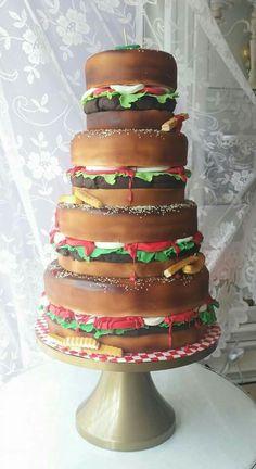 Gâteau de Liz Huber @ Cakery Creation - Food and drink - Gateau Pretty Cakes, Cute Cakes, Beautiful Cakes, Amazing Cakes, Crazy Cakes, Fancy Cakes, Unique Cakes, Creative Cakes, Bolos Cake Boss