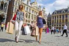 Job opportunity! visit.brussels is looking for freelance personal shoppers! Brussels, Belgium.