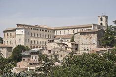 イタリアはウンブリアにある街です