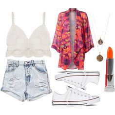 """Cute Concert Outfit // @D"" by heydenzy on Polyvore"