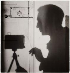 André Kertész, Self Portrait, Paris, 1927