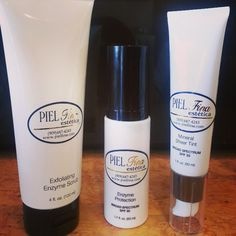 Skin care. Beauty ♥ Protect your skin ♥ keep it fine♥ Mineral tints. We have it!  www.pielfina.com  !Our most coveted skincare line to get that healthy glow! Get started with the Piel fina Papaya Enzyme line and end it with a gorgeous  mineral sheer tint. Affordable beauty...Priceless results.