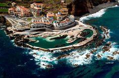 Porto Moniz - Fique a conhecer os tesouros da Madeira em: www.asenhoradomonte.com