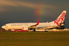 Virgin Australia Boeing 737-8FE (VH-YVA)