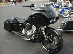 Hot Road Glide...my next ride