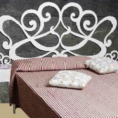 Cabeceros forja cama