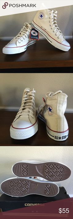 de513b791d4308 ❌Final Price❌ Converse All Star Hi-Tops NWT Brand new with Tags.