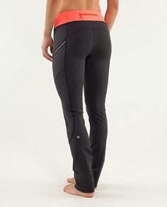 lululemon pants - these are the best!