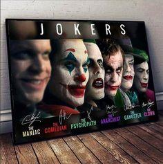 Der Joker, Joker Und Harley Quinn, Joker Art, Batman Art, Batman Comics, Batman Robin, Joker Poster, Movie Poster Art, Joker Images