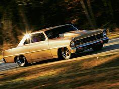 1967 Chevy Nova - Super Chevy Magazine