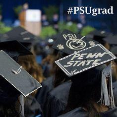 Pennsylvania State graduation #PSUGrad