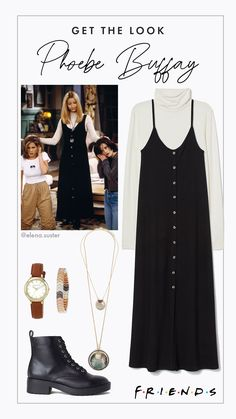 Phoebe Buffay outfit style | Friends style | Iconic 90s outfits | recreate friends outfits | Rachel Green Style | Phoebe Buffay | Monica Geller | 90s style