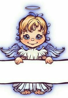 Buy Angel Panel by CattleyaArt on GraphicRiver. Vector illustration of cute angel Angel Drawing, Baby Drawing, Angel Pictures, Cute Pictures, Cartoon Drawings, Cute Drawings, Baby Engel, Angel Vector, Classic Cartoon Characters