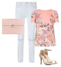 """""""untitled # 13"""" by chanelmcclain71 on Polyvore featuring Rebecca Minkoff, Oasis, Charlotte Russe and Alexander McQueen"""