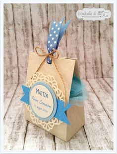 Gift Wrapping Inspiration : So pretty Cookie Packaging, Soap Packaging, Diy Gift Box, Diy Box, Homemade Gifts, Diy Gifts, Wedding Favors, Wedding Gifts, Diy And Crafts