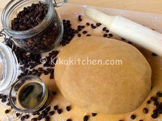 Pasta frolla al caffe morbida e friabile