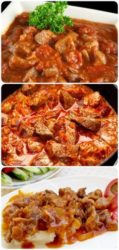 12 Signs You Are Having an Allergic Reaction Polish Recipes, Meat Recipes, Cooking Recipes, Ukrainian Recipes, Russian Recipes, Tasty, Yummy Food, Food Cravings, Bon Appetit