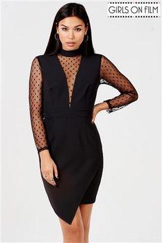 Buy Girls On Film Polka Dot Dress from the Next UK online shop